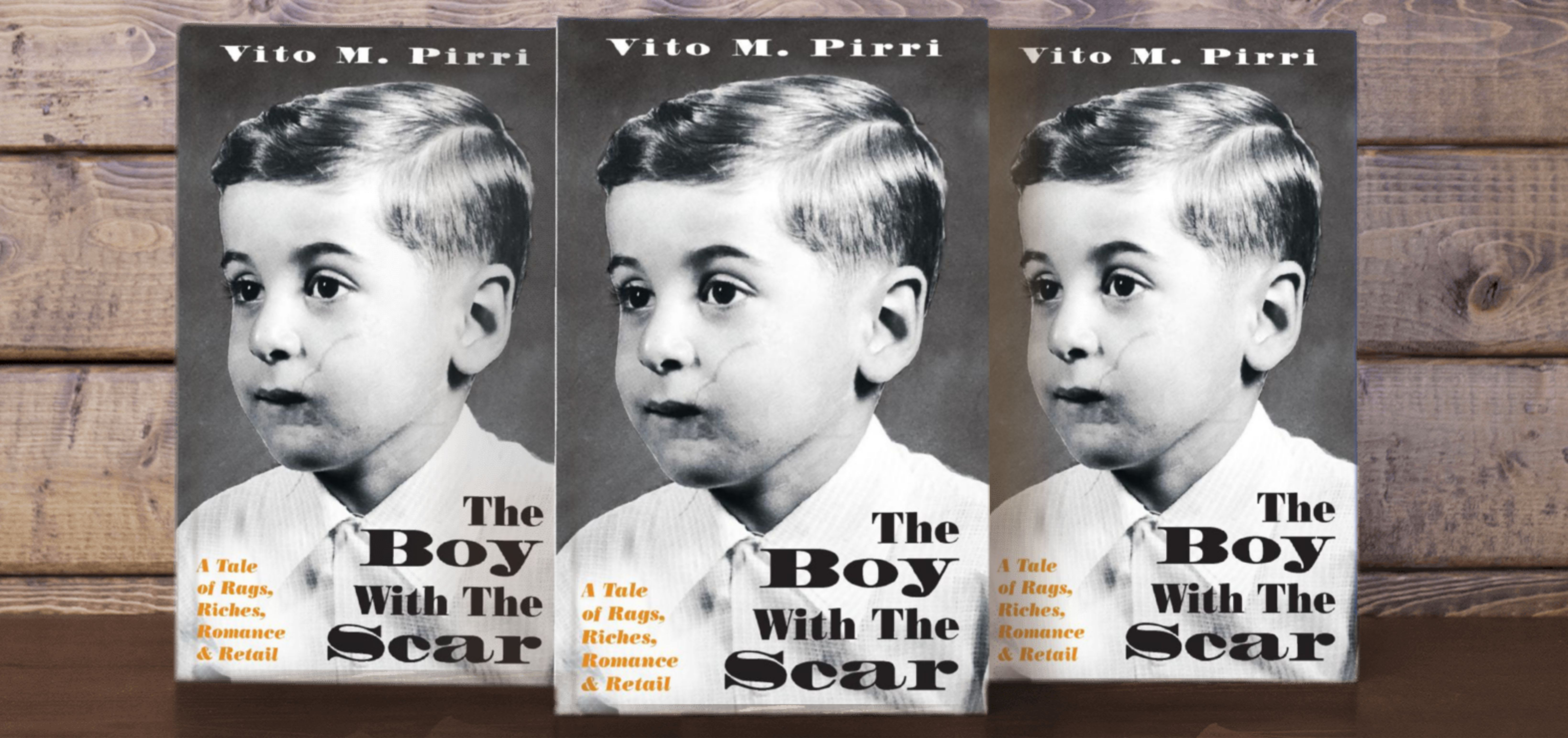 the boy with the scar
